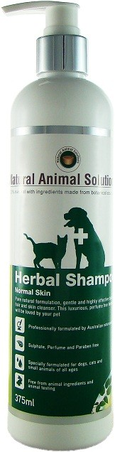 Herbal Shampoo Normal - 375ml